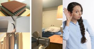 soundproofing methods and bedroom